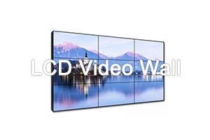 7 Characteristics of Narrow Bezel LCD Video Wall and 3 Precautions for Purchase